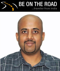 Sankara Subramanian - blogger BE ON THE ROAD