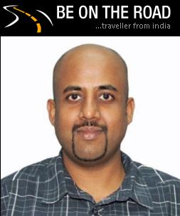 Sankara Subramanian - blogger BE ON THE ROAD