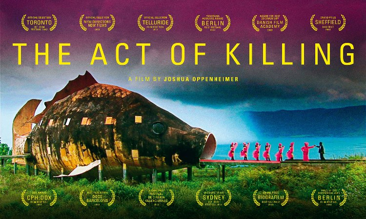 The Act of Killing Joshua Oppenheimer